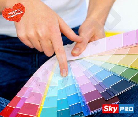 Можно ли красить натяжной ПВХ потолок