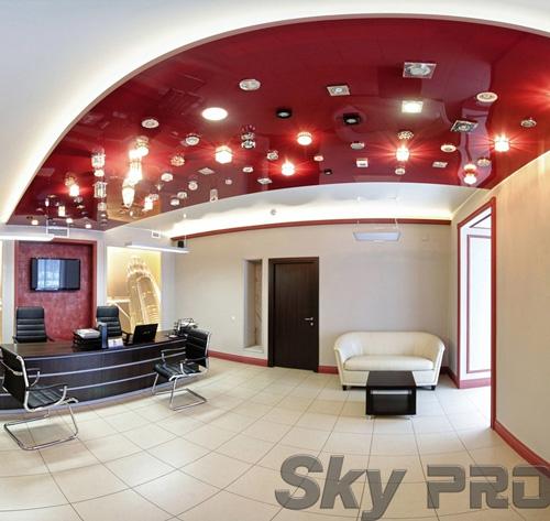 светильники в офисе SkyPRO в Любытино